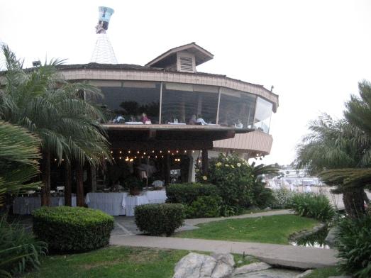 The Goof on top of Bali Hai Restaurant