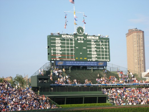 The manual scoreboard