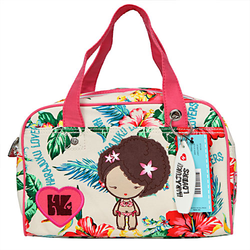 Harajuku Lovers Hawaiian Girl Baby Cuddle bag