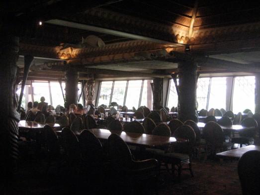 Ohana dining room