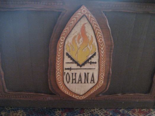 Ohana restaurant at Disney's Polynesian Resort