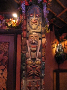 Talking tikis