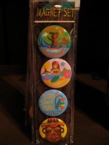 Enchanted Tiki Room magnets