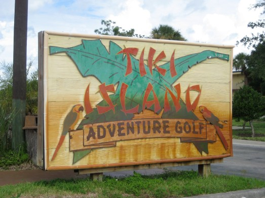 Tiki Island Adventure Golf