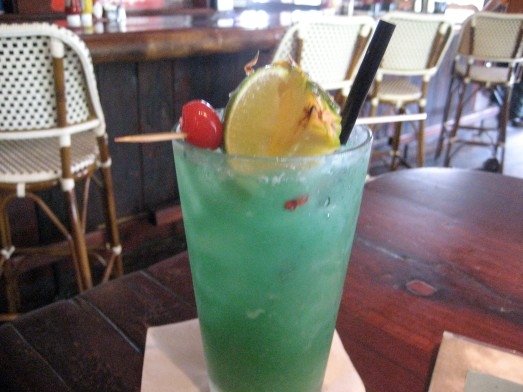 Tidal Wave cocktail