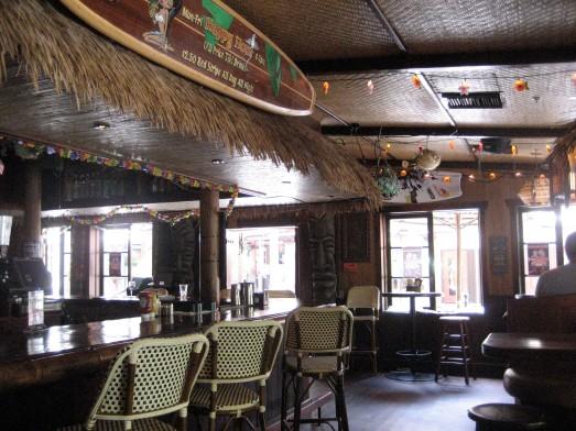 Inside Waitiki Bar in Orlando