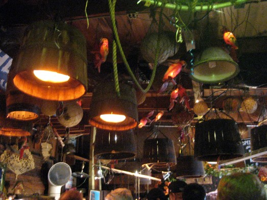 Lanterns at Bahooka