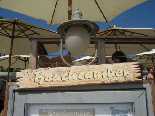 The Beachcomber Cafe at Crystal Cove