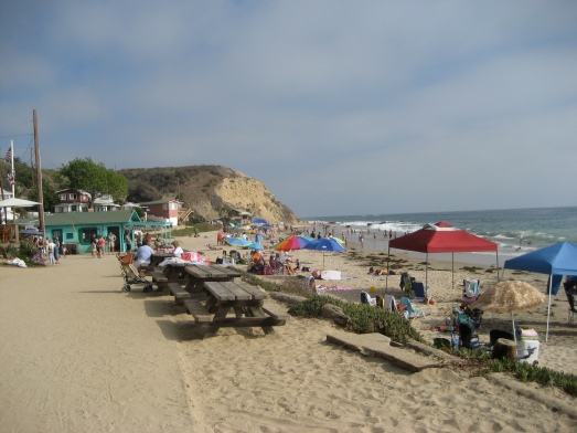 Crystal Cove beach