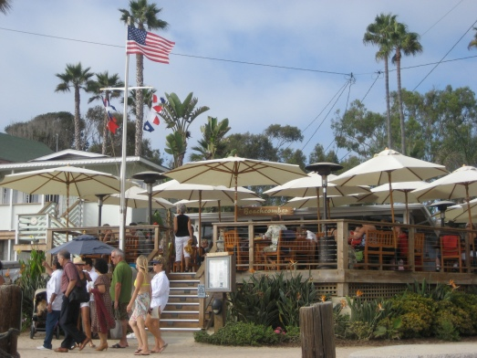 The Beachcomber Cafe Crystal Cove