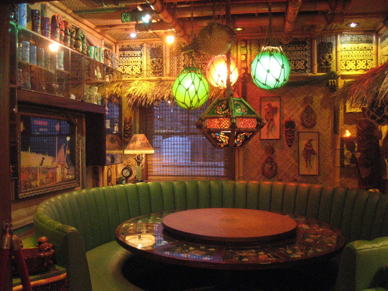 Tiki tiki tiki tiki tiki on pinterest vintage tiki tiki - Restaurante tiki ...