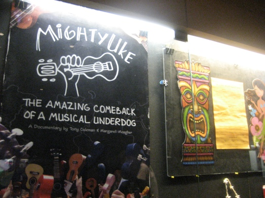 The Mighty Uke poster