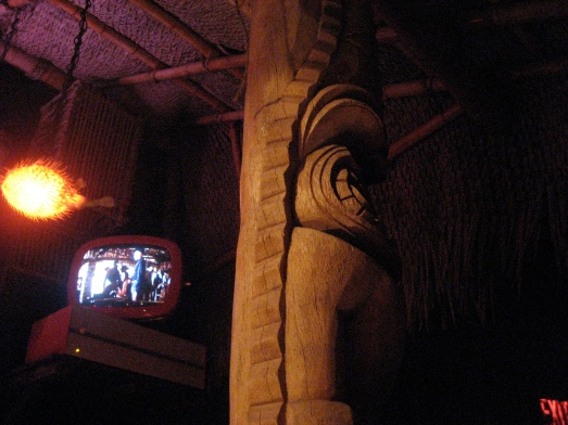 Tiki at Tiki No Bar