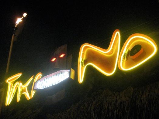 Tiki No sign